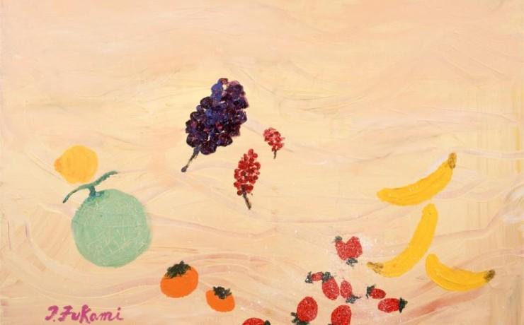 果物のとれるデザート〈砂漠)のデザート