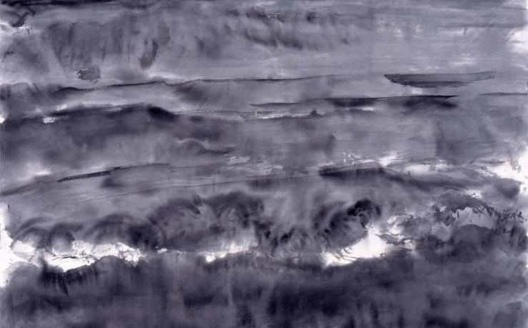 氷見の海岸