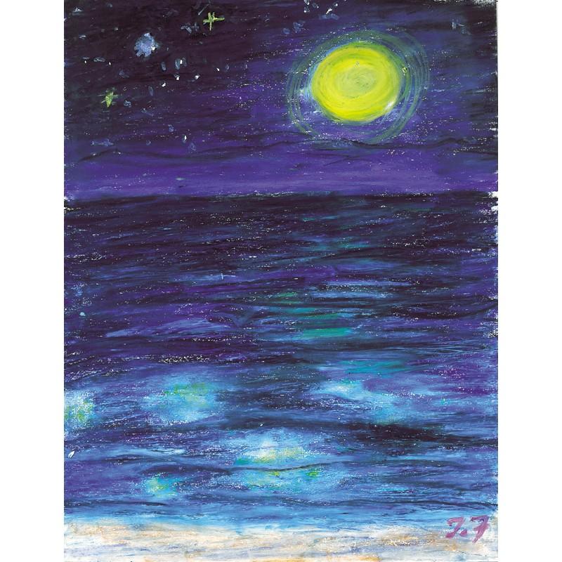 星空がふるさとですか夜光虫