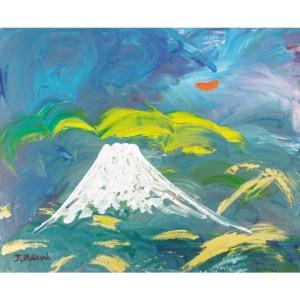 富士山大鳴動