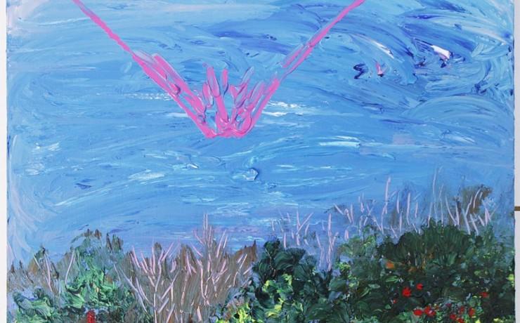 湖に映る逆さ富士